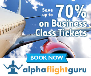 Save 70% On Business Class