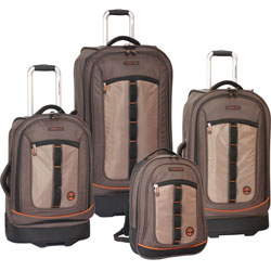 4th of July Special Timberland Jay Peak 4 Piece Luggage Set Now Only $233.37 1,240.00 Plus Free Shipping Use Promo Code TBJP at Checkout.