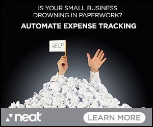 Image for Automate Expense Tracking Grey 300x250