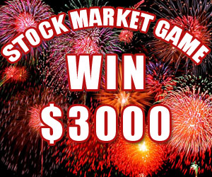 Stock market Game   Win $3000