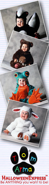Tom Arma Kids Costumes at Halloweenexpress.com