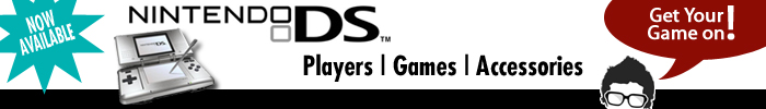 Nintendo DS and DSi Players Games and Accessories