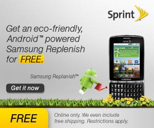 FREE Samsung Replenish! + Free shipping!