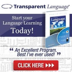 Transparent Online Language Courses