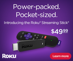 All New Roku Streaming Stick