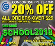 ConcordSupplies.com