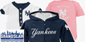 Yankees Kids Clothing