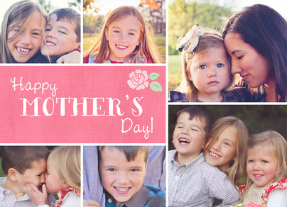 Tell Her Just How Much She Means This Year! Take 30% off Mother's Day cards PLUS Free Shipping at Ca