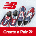 New Balance Custom Shoes. Designed By You & Made in the USA in just 6-10 Days.