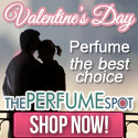 Valentine's Day – Perfume, the best choice from ThePerfumeSpot.com