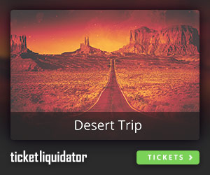 Desert Trip Festival tickets