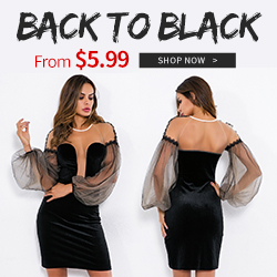 BACK TO BLACK: Everlasting Classic Chic, $5.99!