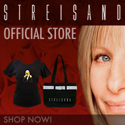 Barbra Streisand Official Store - Shop Now