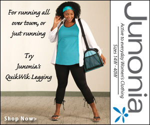 Junonia.com-Plus size active wear