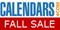 Fall 2011 Calendar Sale