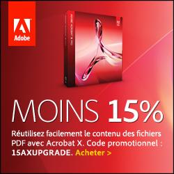 Bénéficiez de 50 % de remise sur Adobe Photoshop L