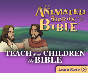 Nest Entertainment- Best in Animated Bible Stories