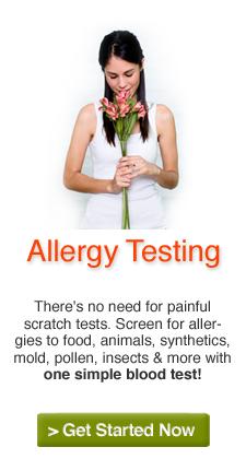 Allergy Testing Banner E Store