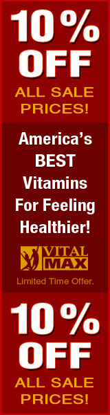 Click to Save 10% on America's Best Vitamins