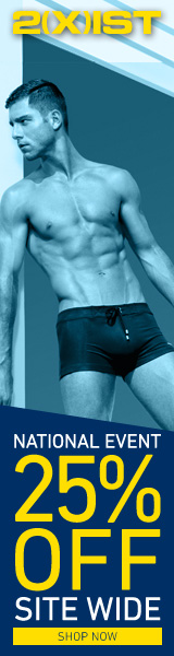 2(x)ist mens swimwear & underwear