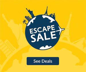Expedia.com - Escape Sale