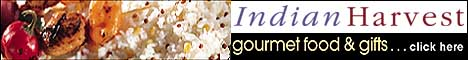 Shop Indian Harvest for Gourmet Food & Gifts!