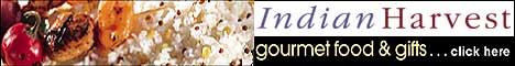 Shop Indian Harvest for Gourmet Food & Gifts!