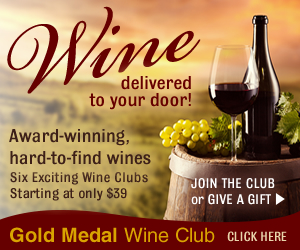 Click Here to Have Award Winning Boutique Wines Delivered Direct to Your Door Each Month from Gold Medal Wine Club and Support The Garden Oracle with Your Purchases!