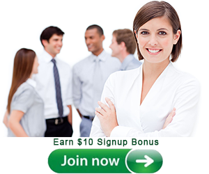 Join Now to earn $10