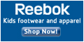 Kids Footwear, Apparel, and Gear from Reebok