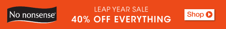 Leap for Savings - Save 40% off Sitewide!!!