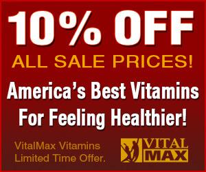 Натисніть, щоб зберегти 10% на кращі вітаміни Америки