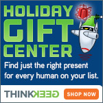 Shop Unique & Unusual Gifts at Think Geek's Holiday Gift Center