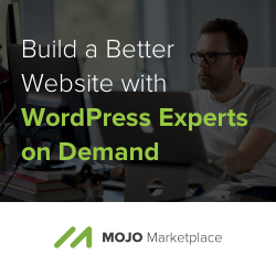 WordPress Experts | MOJO Marketplace
