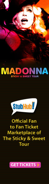 Get Madonna Sticky and Sweet Tickets at StubHub!
