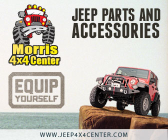 Shop Jeep Parts & Accessories at Morris 4x4 Center
