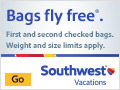 Southwest Airlines Vacations on Sale!