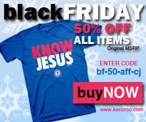 50% Off Black Friday Sale