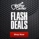 Guitar Center Flash Deals