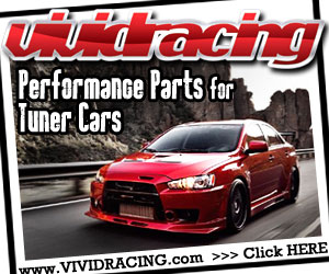 Performance Parts for Tuner Cars