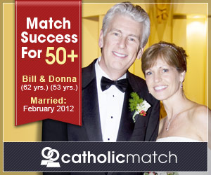 CatholicMatch.com - senior success