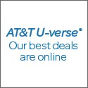 U-verse Double Play $59/12 months + $0/$100 Promo Card - Offer