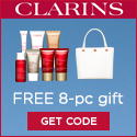 Clarins CyberMonday Offer - 9pc Gift