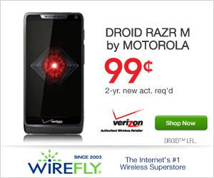 DROID RAZR MAXX HD BY MOTOROLA