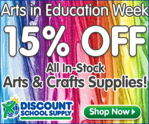 Arts & Crafts Supplies SALE