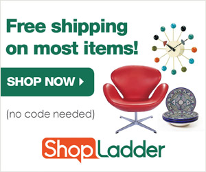 5% Off all orders and Free Shipping at ShopLadder.com. Use code SL-5 (valid thru 6/101/5).