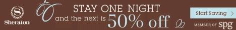 468x60 Sheraton Logo Banner