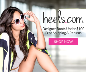Heels.com Boots Under $100