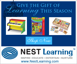 Educational Toys and Games from NestLearning.com