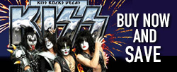 KISS Rocks Vegas - Book Now & Save on Tickets!